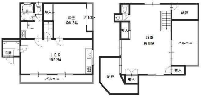 第2富士屋マンション 302号室